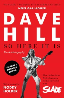 So Here It is dave hill Final Cover