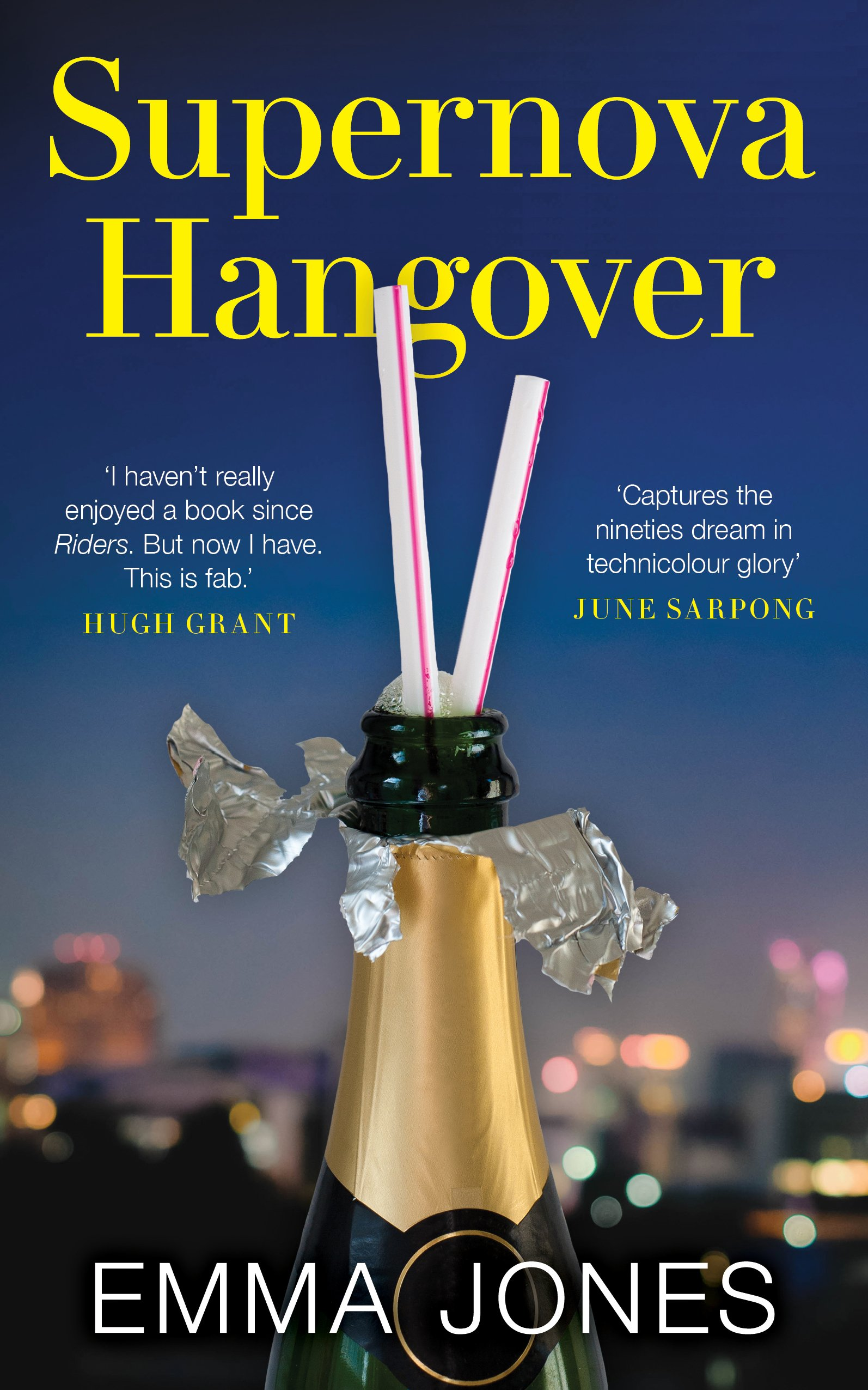 Supernova Hangover Cover