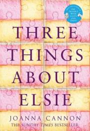 three things about elsie joanna cannon