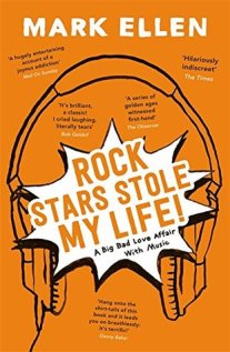 rock stars stole my life mark ellen