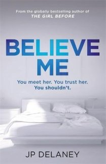 believe me j p delaney