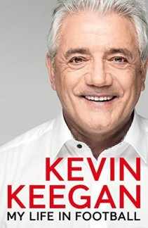 my life in football kevin keegan