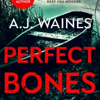#BookReview: Perfect Bones by A. J. Waines @AJWaines @BloodhoundBook