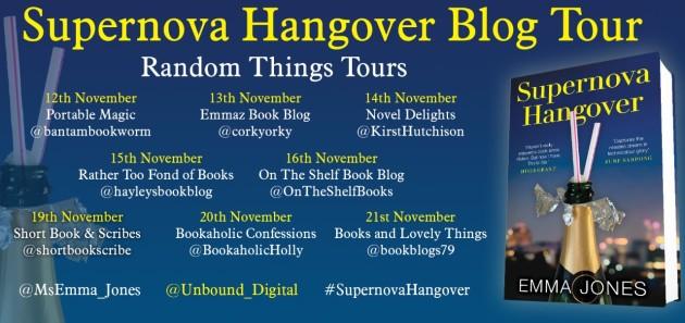 Supernova Hangover BT Poster