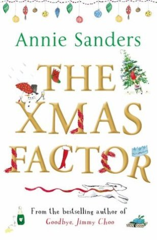 the xmas factor annie sanders