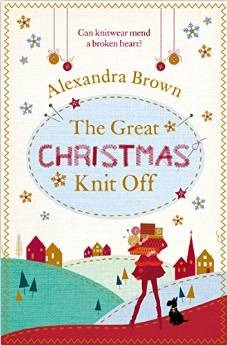 the great christmas knit off alexandra brown