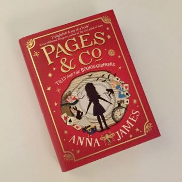 pages and co tilly and the bookwanderers anna james