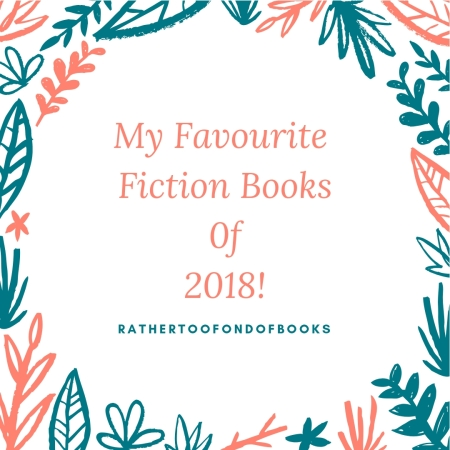 My Favourite Books 0f 2018!