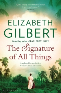 the signature of all things elizabeth gilbert