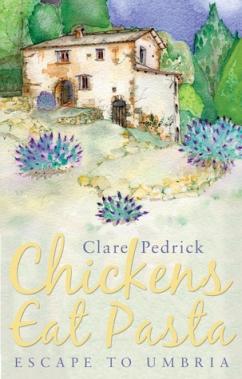 chickens eat pasta clare pedrick