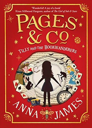 pages and co tilly and the book wanderers anna james
