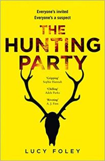the hunting party lucy foley