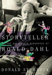 storyteller roald dahl donald sturrock