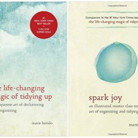 The Life Changing Magic of Tidying Up and how the #konmari method changed my life! #MarieKondo #TidyingUp #SparkJoy