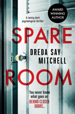 Dreda Say Mitchell - Spare Room_cover
