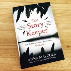 the story keeper anna mazzola