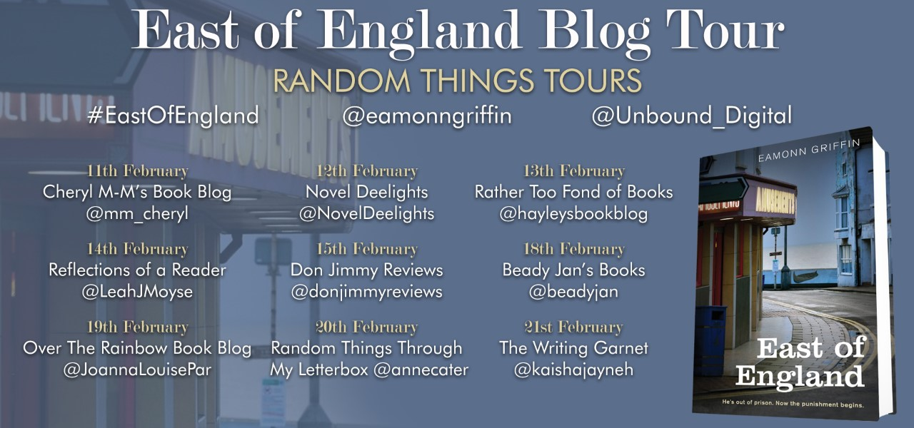 East of England Blog Tour Poster