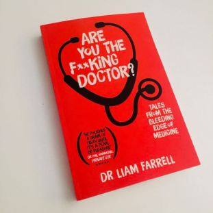 are you the fucking doctor dr liam farrell