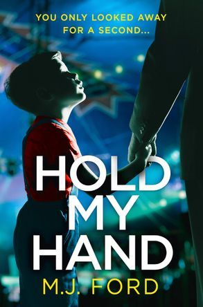 hold my hand m j ford