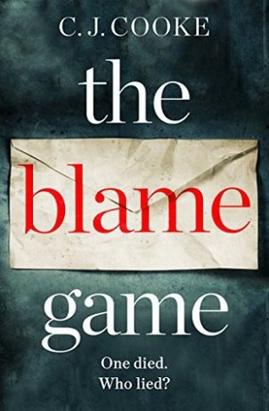 the blame game c j cooke