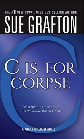 c is for corpse sue grafton
