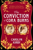 the conviction of Cora Burns carolyn kirby