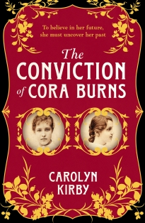 Cora Burns Cover