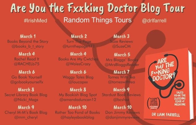 Doctor Blog Tour Poster