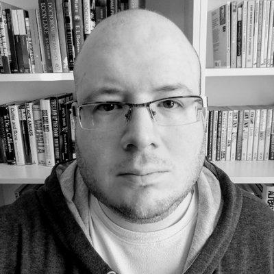 Dominic Nolan Author Picture