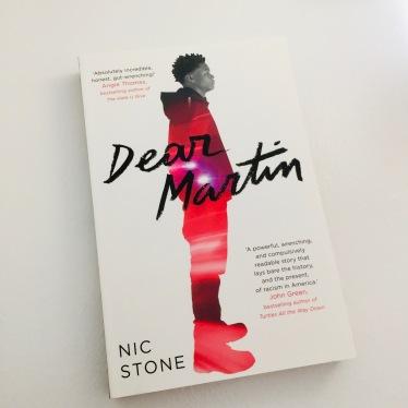 dear martin nic stone