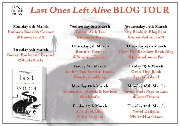 Last Ones Left Alive BT Poster