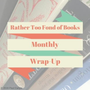 monthly-wrap up post