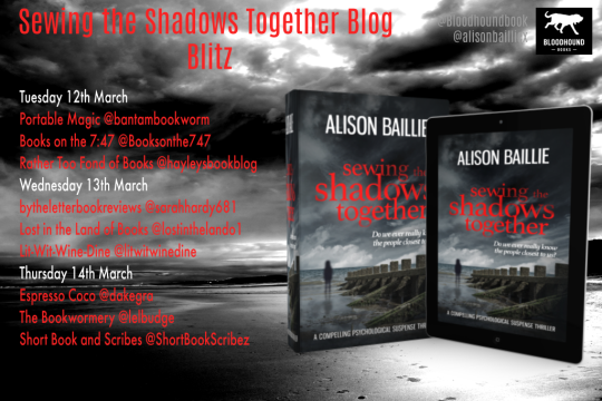 Sewing the Shadows Blog Blitz