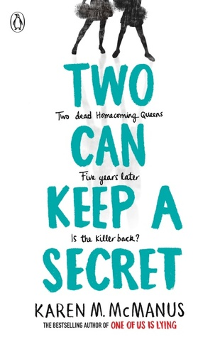 two can keep a secret karen m mcmanus