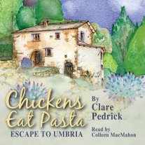 Chickens Eat Pasta audiobook cover