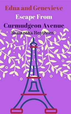 Edna and Genevieve samantha henthorn blog tour Poster