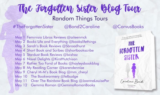 The Forgotten Sister Blog Tour Poster .jpg