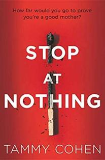 stop at nothing tammy cohen