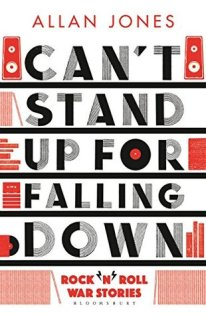 can't stand up for falling down allan jones
