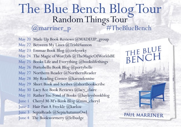 The Blue Bench 2 BT Poster