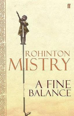 a fine balance rohinton mistry
