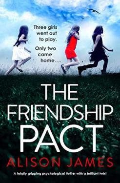 the friendship pact alison james