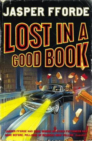 lost in a good book jasper fforde