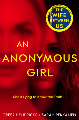 an anonymous girl greer hendricks sarah pekkanen