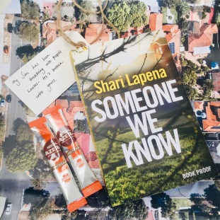 someone we know shari lapena
