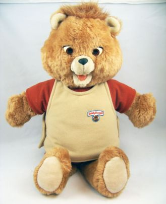 teddy-ruxpin---talking-audio-tape-player-plush-doll---world-of-wonders-1985--loose--p-image-331352-grande