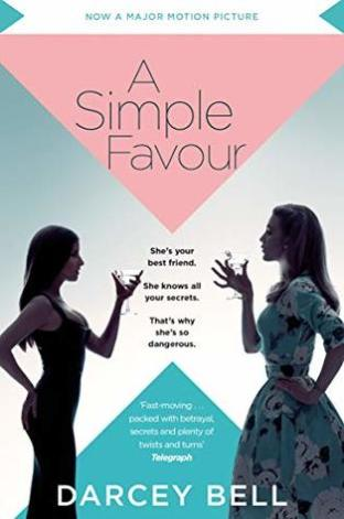 a simple favour darcey bell