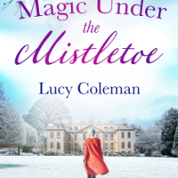 Magic Under the Mistletoe by Lucy Coleman | @LucyColemanauth    @Aria_Fiction @rararesources
