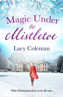 magic under the mistletoe lucy coleman