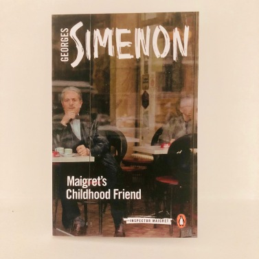 maigret's childhood friend georges simenon